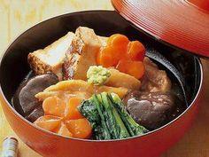治部煮 レシピ 講師は鈴木 登紀子さん|使える料理レシピ集 みんなのきょうの料理 NHKエデュケーショナル