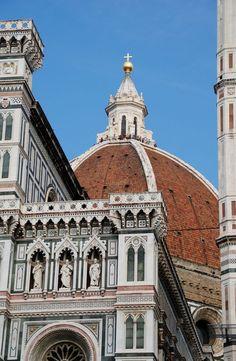 Duomo - Florence - tour time with Tova