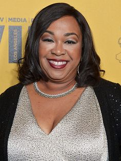 8 Awesome Women Who Are Inspiring Us Right Now   SHONDA RHIMES   We love how Rhimes isn't afraid to break boundaries and create often under-represented characters in TV. Plus, she's responsible for several of our best friends – we're looking at you, Olivia Pope and Meredith Grey.