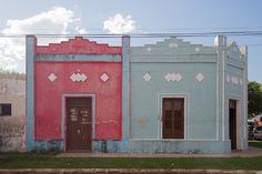 Architectura en Paraguari, Paraguay