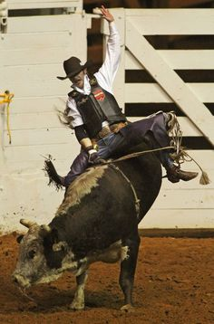 Taming your money can be like trying to hang on for a perfect 8 seconds. Your budget (or cash flow plan) is your tack - it allows you to tie down to get ready for what life (that bull or bronc) tosses your way  #bewise  Fort Worth Stock Show