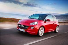 Novo motor de três cilindros para o Opel ADAM revelado no Salão de Genebra