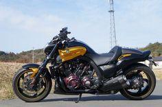"""Yamaha VMax 2009 """"Midnight Special"""""""