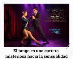 El #tango es una carrera misteriosa hacia la sensualidad. Disfruta de nuestros #TangoVideos en mi canal de YT https://youtube.com/airesdemilonga