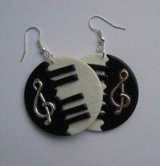 fimo - klavesy...beautiful!