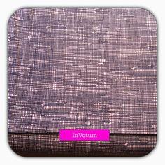 Baumwoll Stoff schraffiert in rosa, Patchwork, 50 cm von InVotum auf Etsy
