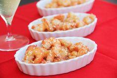 GAMBERETTI AL MIELE E SESAMO http://acquolinainblog.com/recipe-items/gamberetti-al-miele-e-sesamo/