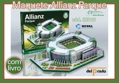 Monte os #estádios de seus #times favoritos com estas super #maquetes da Del Prado :) #copa2014 #futebol
