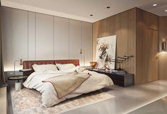 Проект и реализация интерьера двухэтажной квартиры в Киеве.