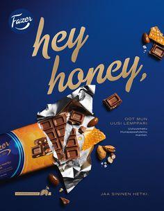 Hey Honey / Fazer Makeiset