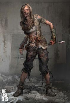 ArtStation - Hunters : Last of Us, Hyoung Nam