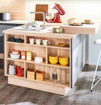 Vito, Küchen zum Leben - Leiner Vito, Kitchen Cart, Chrome, Modern, Home Decor, Custom Kitchens, Ad Home, Life, Trendy Tree