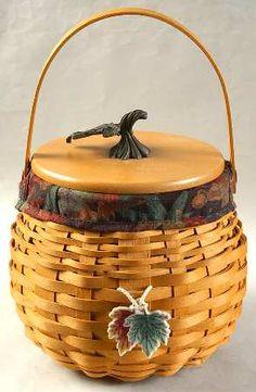 Longaberger Pumpkin Baskets @