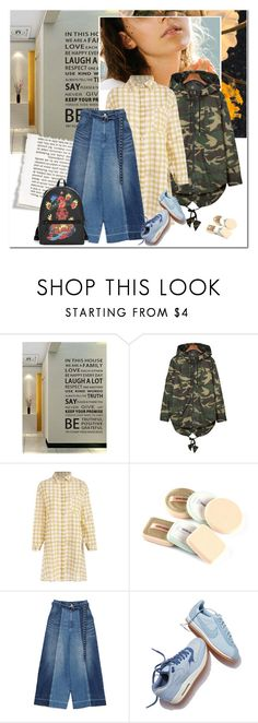 """Why not"" by undici ❤ liked on Polyvore featuring NIKE, Bally, StreetStyle, urban, streetwear, rosegal and fall2017"