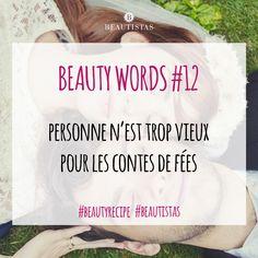Pensée du jour  #beautistas #beautywords #mantra #picoftheday #instalife #fairytales #dream #inspiration