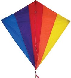 In the Breeze Rainbow Diamond Kite, 30-Inch In the Breeze,http://www.amazon.com/dp/B0020ZY3W4/ref=cm_sw_r_pi_dp_JVVttb07K8EEJKV8