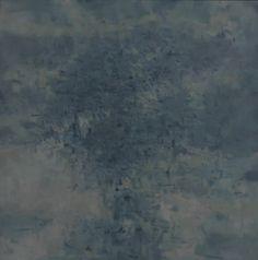 詩性經驗視覺化07-14 王公澤 油畫 117x117x6cm x1p