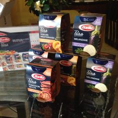"Arrivati ""tester"" BARILLA - I PESTATI - POMODORI SECCHI, VERDURE MEDITERRANEE E MELANZANE -  #barilla #ipestati #ipestatibarilla #mapisweetb #cookingholiday #foodcyclopedia #whereisthechef #bestoftheday #salepepe_it #brunobarbieri #recipes #ricetta  #istacook #foodcyclopedia #buonissimomagazine #istamamme #foodblogger #foodart #istafood  #foodlove #foodphoto #bloggeritaliani #goodfood  #homemade #official_italian_food #cooking  #madeinitaly #passionforfood  #mamma_gy _ #primoitaliano…"