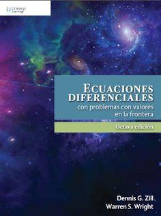Ecuaciones Diferenciales 8 - Dennis Zill - Warren Wright - PDF - Español  http://helpbookhn.blogspot.com/2014/11/ecuaciones-diferenciales-8-dennis-zill.html