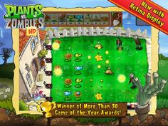 Plants Vs Zombies Is Free For iOS Users