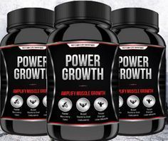 Most men want to get big. But not everybody knows how to make his entire body as huge and impressive as possible. Creating the sort of muscle tissue, the majority of people desire they may have, will become an easy task with the proper health supplement. If your purpose is to build the most muscle possible and gain lean mass, Power Growth Muscle Supplement are the best product that can put you on a fast track, your goals and motivation