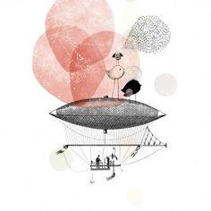 Le Voyage Poétique de My Lovely thing sur Les Biscottes