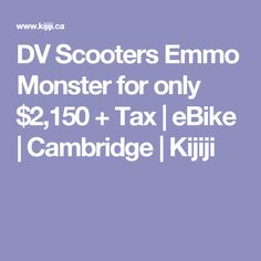 Part 1 choosing the correct wire size for a dc circuit blue sea dv scooters emmo monster for only 2150 tax ebike cambridge kijiji greentooth Images