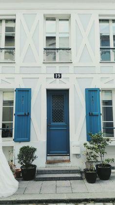 Hidden Places.  Paris, Rue Cremieux.