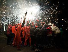 https://flic.kr/s/aHskbh2ruT | Correfoc Festes de Maig Badalona 2015