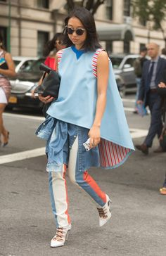 The best NYFW spring 2015 street style