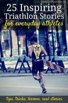 25 Inspiring Triathlon Stories for Everyday Athletes