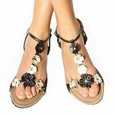 I like these sandals