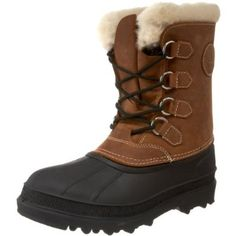 Kamik Men's Pearson Cold Weather Boot  $126.00,#bags #women #fashion