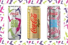 Trussardi Designed These Fashionable Cans and Bottles for Coca-Cola's 100th Birthday | Adweek