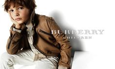 Burberry Kids 2012 Collection