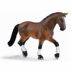 Schleich Hanoverian mare. She is next on my list!