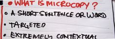 Microcopy: The Tiny Phrases With An Explosive Impact On Conversions