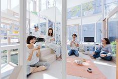 Tokyo's Modern Transparent House - My Modern Met