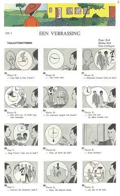Audiovisuele Methode Nederlands / Les 5 : EEN VERRASSING (3) - taalautomatismen