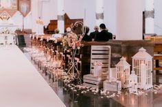 Jeśli poszukujecie inspiracji na bukiet ślubny i wystrój kościoła na ślub to zapraszam na bloga!