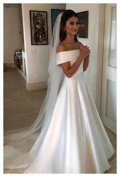 Cheap Bridal Dresses, White Bridal Dresses, Cheap Wedding Dresses Online, Long Wedding Dresses, Boho Wedding Dress, Bridal Gowns, Ivory Wedding, Mermaid Wedding, Lace Mermaid