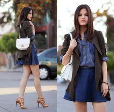 Trendtation.com : look-Adriana Gastélum
