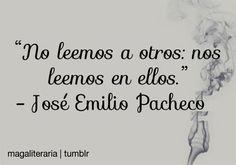 José Emilio Pacheco, poeta, ensayista, novelista y cuentista mexicano (1939-2014)