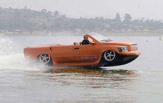 Amphibious Car...