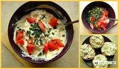 Twarożek z fotu Caprese Salad, Tofu, Insalata Caprese