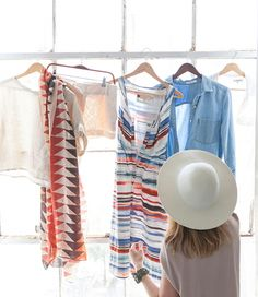 A Guide to Curating a Conscious Closet | Photo by Brian Tropiano