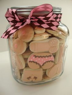Bachelorette Cookies, @sweetsugarbelle