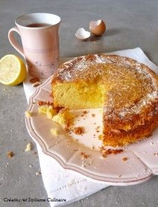 Gluten free cake with lemon and almond Gluten Free Deserts, Gluten Free Cakes, Foods With Gluten, Gluten Free Baking, Healthy Baking, Gluten Free Recipes, Sweet Recipes, Snack Recipes, Dessert Recipes