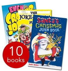 Joke Book Collection - 10 Books(Collection):9781409607649