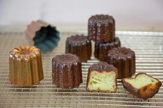 Perfect Canneles